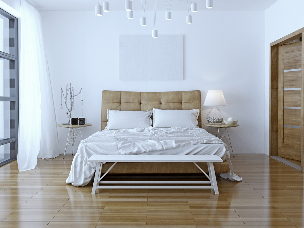 laminate wood-look flooring